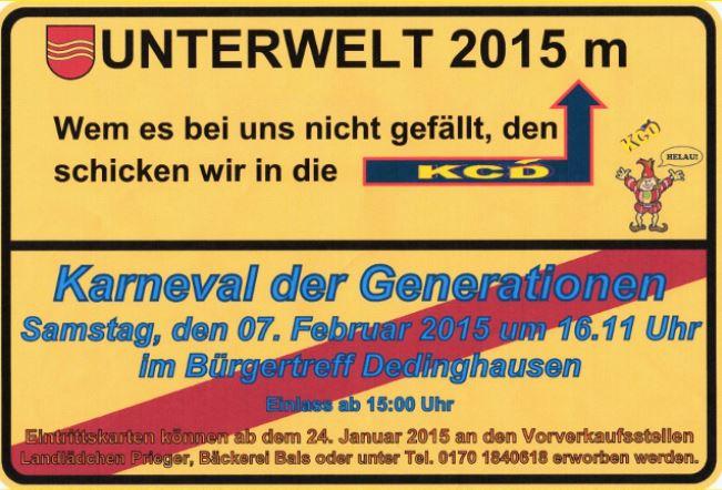 Karneval der Generationen @ Bürgertreff | Lippstadt | Nordrhein-Westfalen | Deutschland